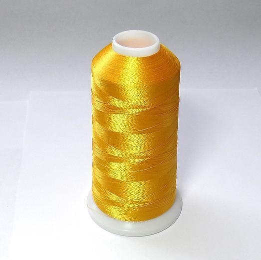 Поступление ниток вышивальных на склад компании
