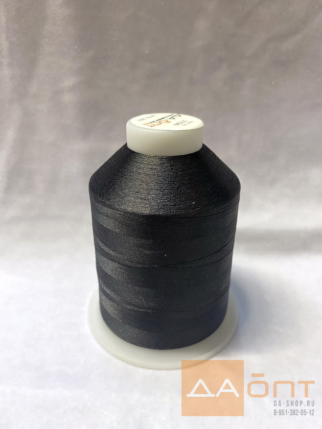 Новый цвет ниток 3320 (темно-серый)